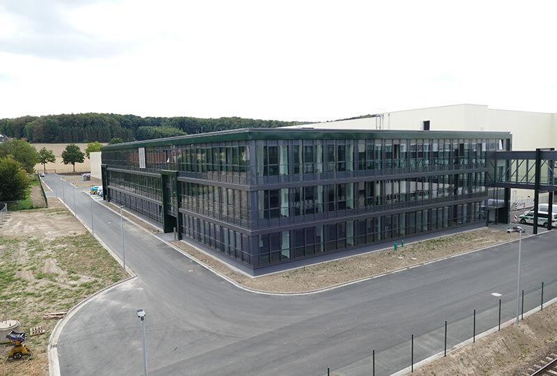 Neues Bürogebäude Dahlinghausen