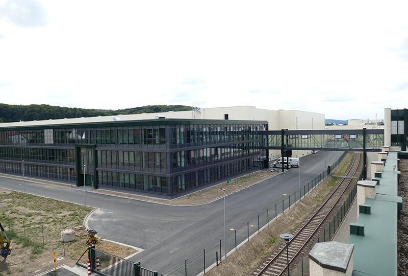 Bürogebäude Kesseböhmer Dahlinghausen