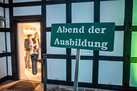 """""""Abend der Ausbildung 2017"""" bei Kesseböhmer"""