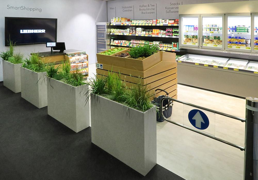 Supermarkt Nachbau