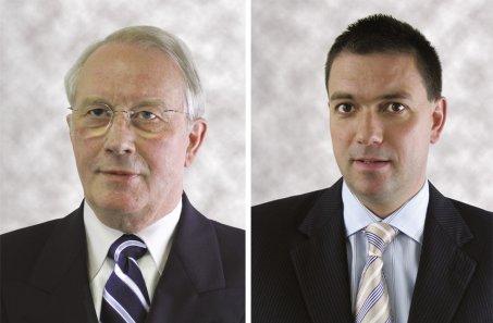 Heinrich J. Kesseböhmer und Oliver Kesseböhmer