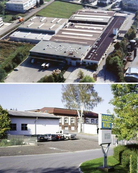 Kesseböhmer Werk in Weilheim und Krause Metall in Herrnhut