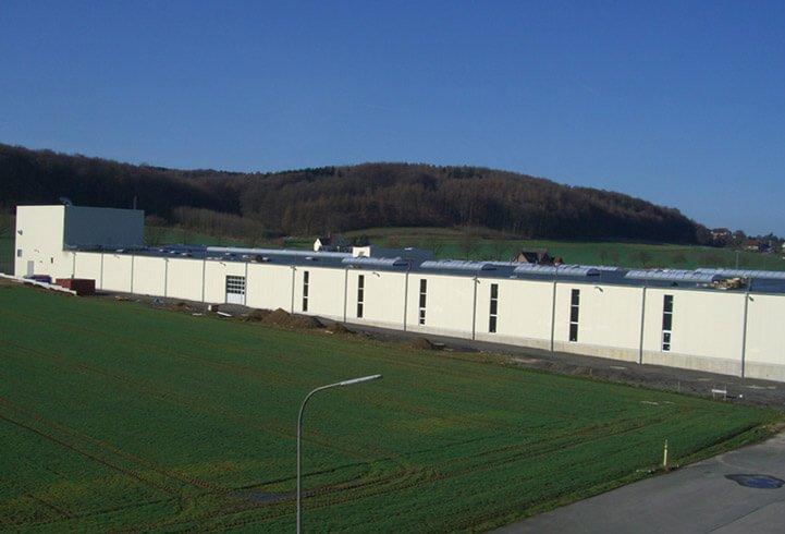 Galvanik und Holzkraftwerk Dahlinghausen