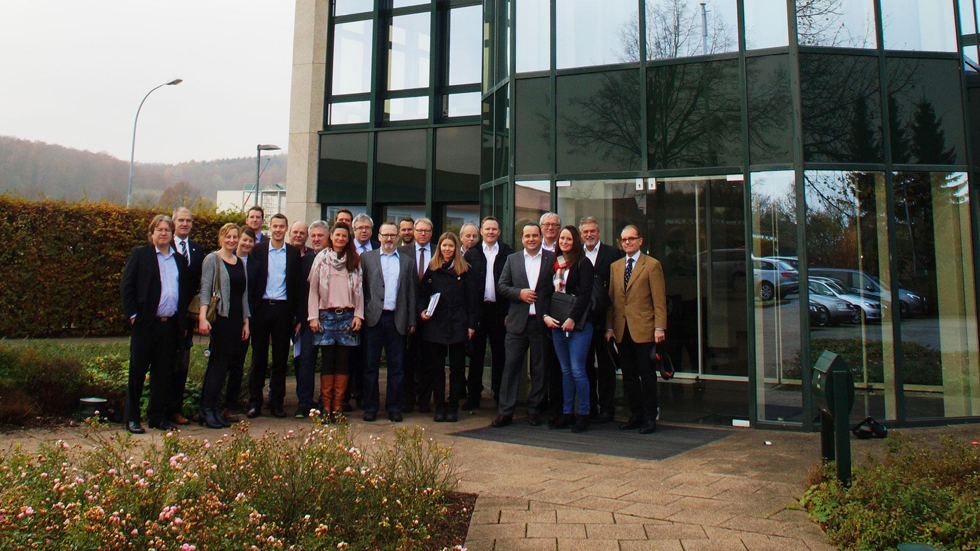 AMK-Arbeitsgruppen tagen bei Kesseböhmer