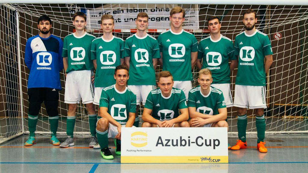 Azubi Cup Mannschaftsbild