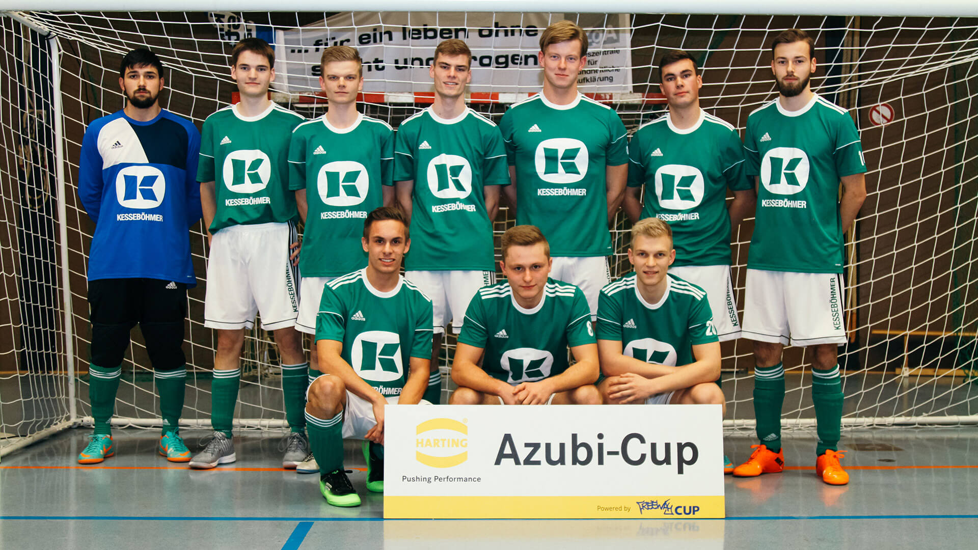 HARTING Azubi-Cup in Espelkamp