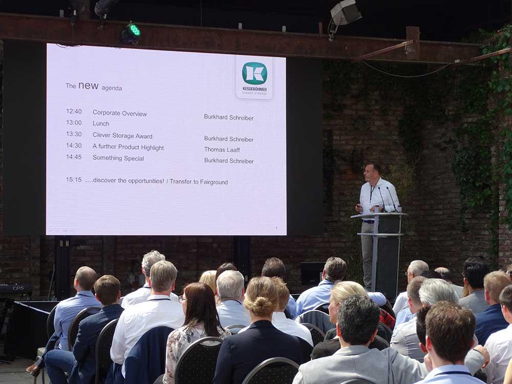 Business Partner Conference 2017 in Köln