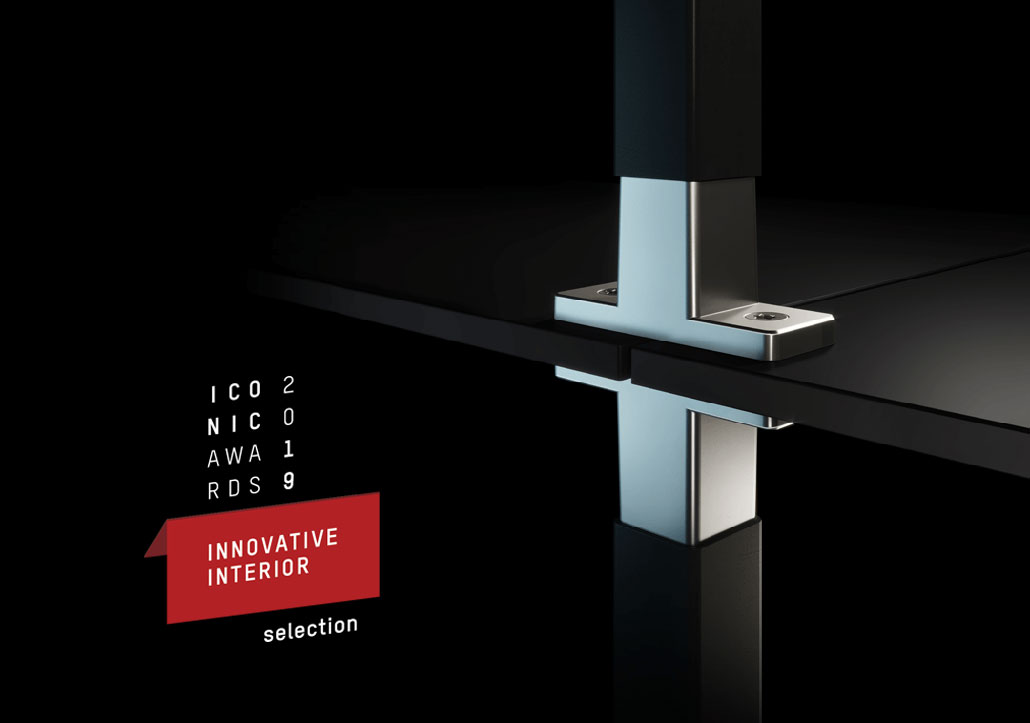 Innovative Interior – Iconic Award 2019 für tRACK