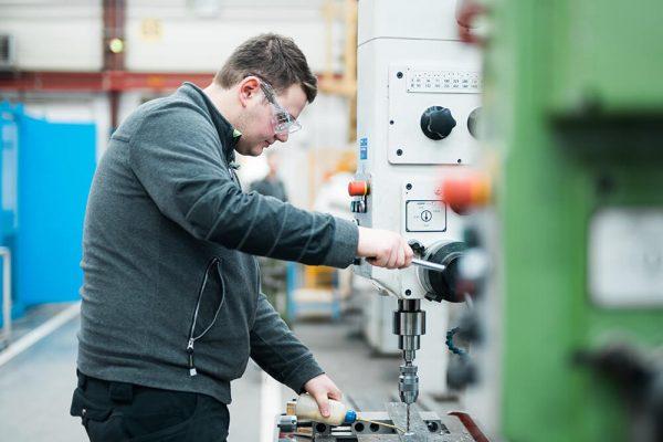 Industriemechaniker 01 DSC 7273