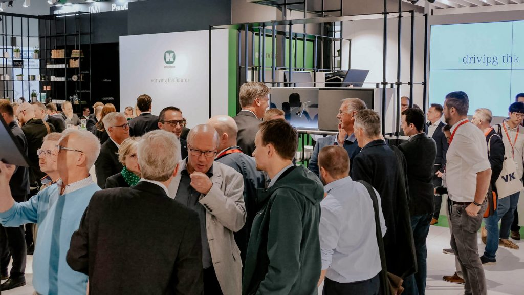 Interzum 2019 Messestand