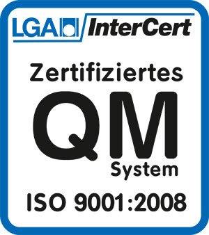 Logo LGA ISO 2008