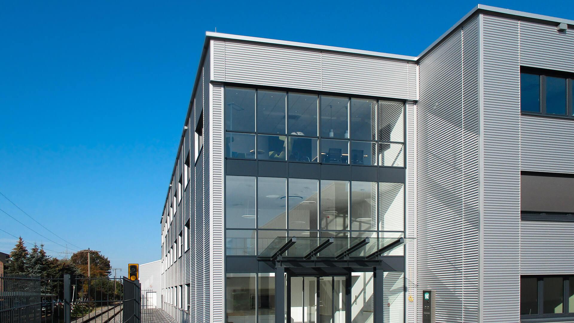Update: neues Verwaltungsgebäude in Bohmte