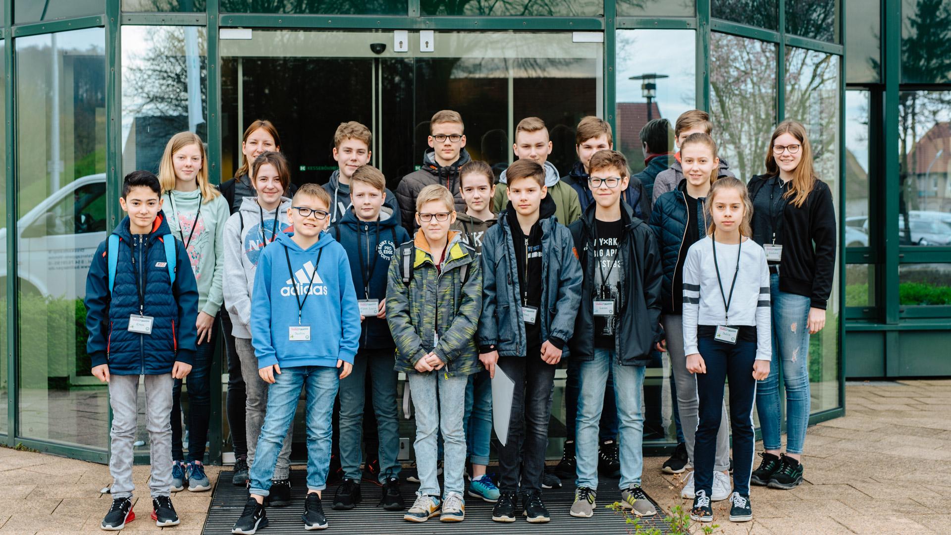 Girls' & Boys'Day bei Kesseböhmer