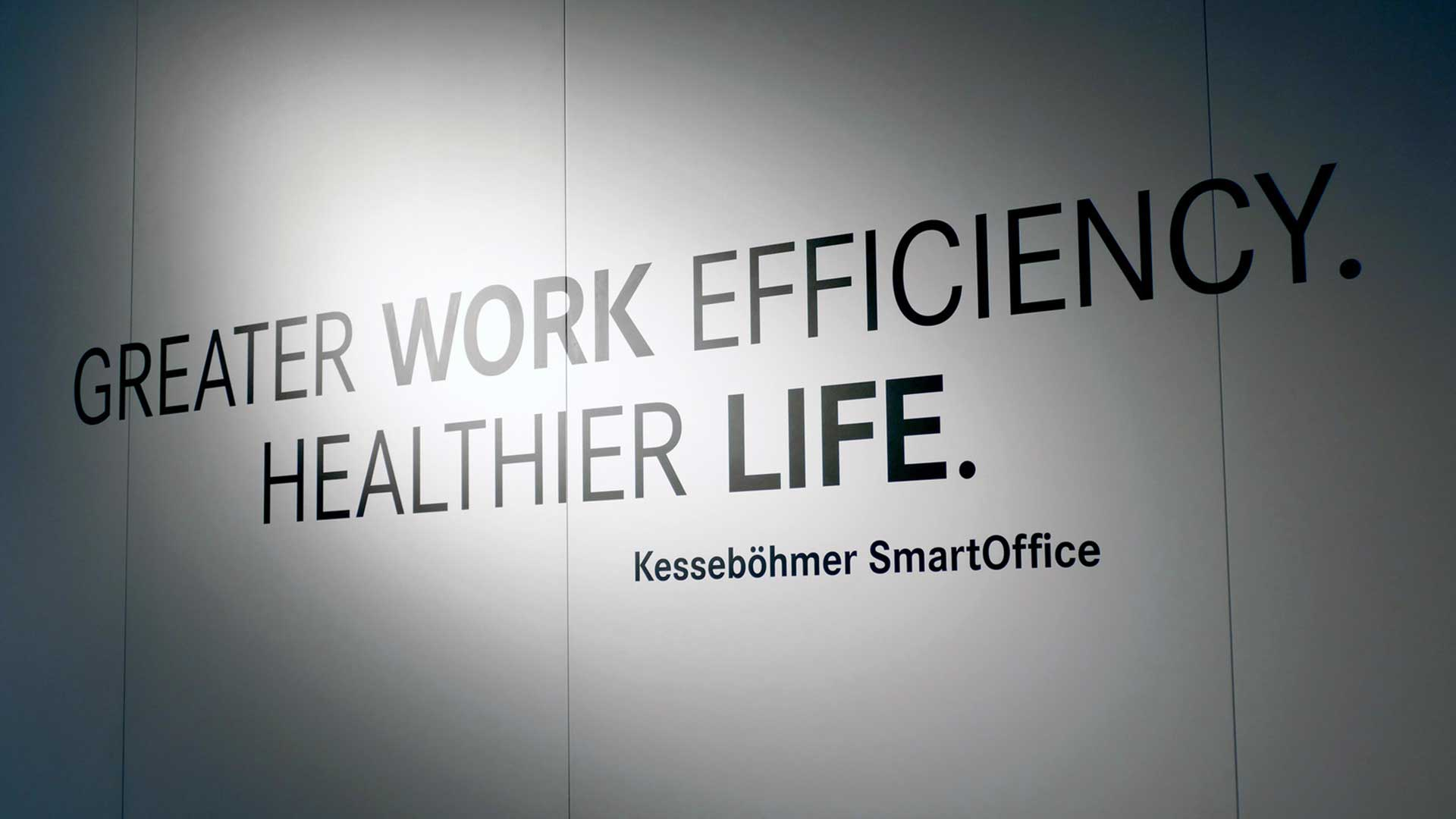 Kesseböhmer Ergonomics – einen Schritt voraus!