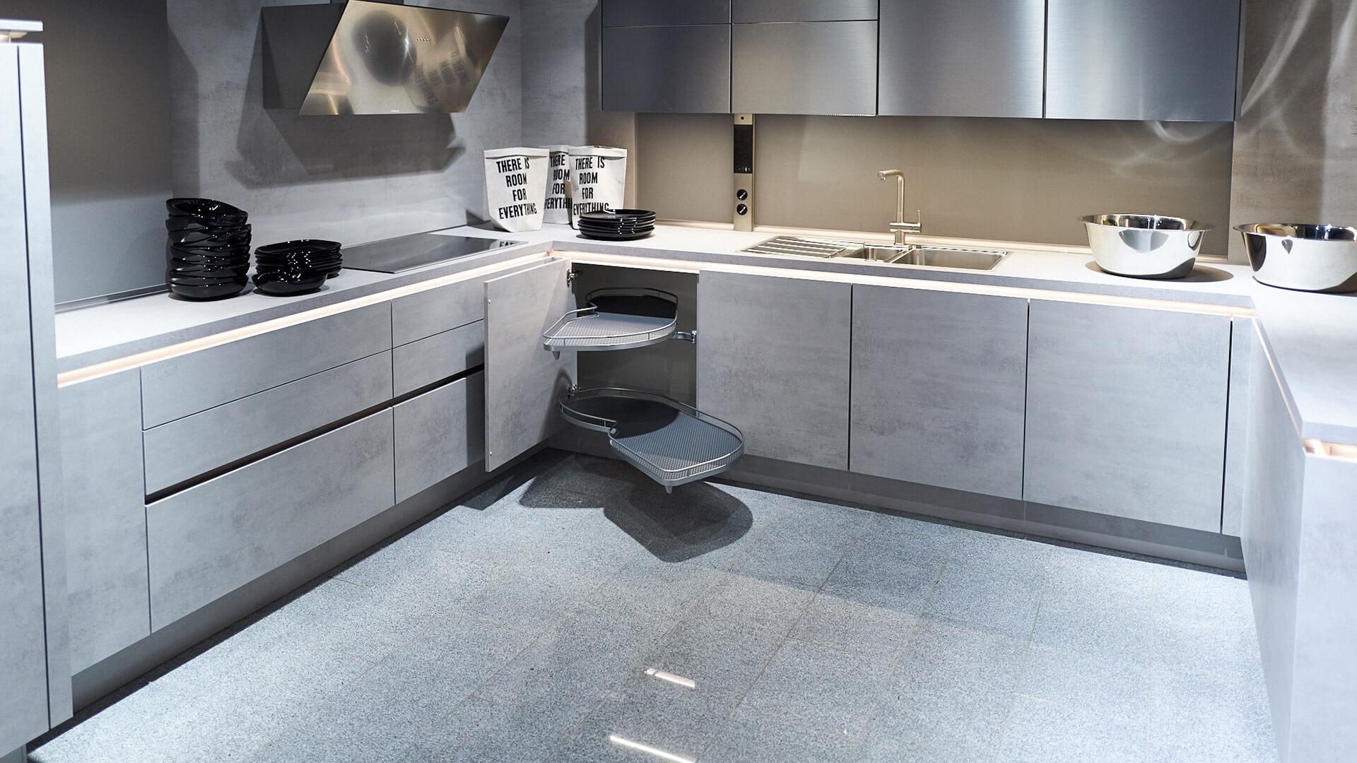 Kesseböhmer zur Küchenmeile mittendrin statt nur dabei