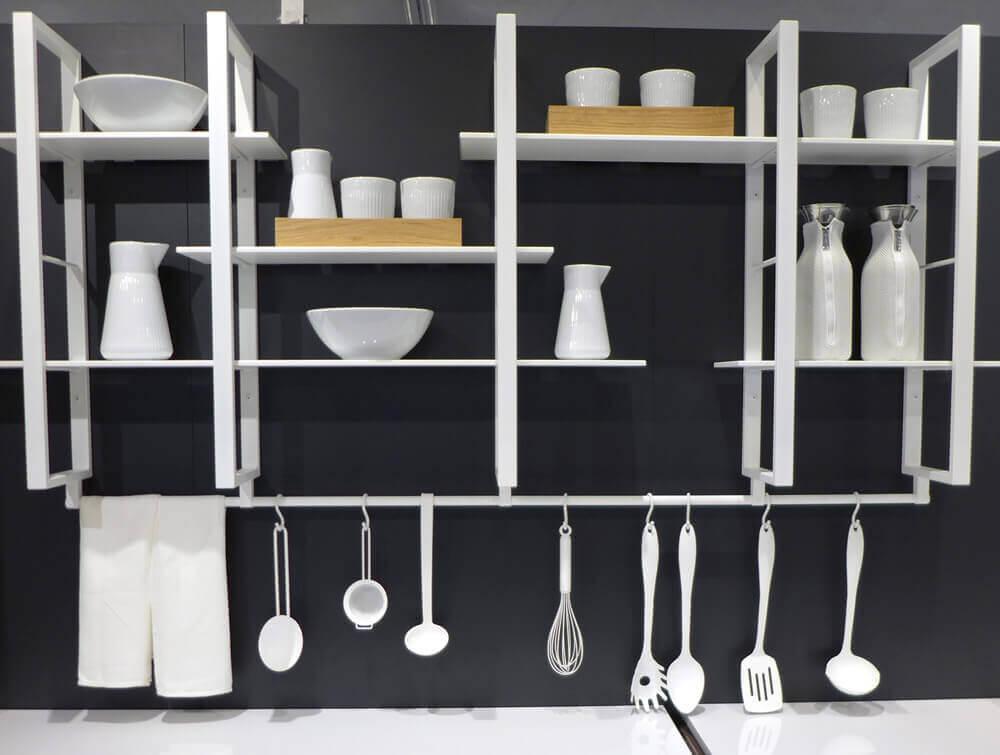 Küchenregal-System